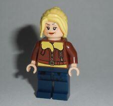 "T.V. #10-s3 Lego The Walking Dead ""Andrea "" NEW Genuine Lego Parts Season 3"