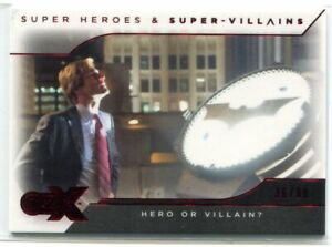 2019 CZX Super Heroes & Super-Villains Red Foil 45 Hero or Villain? 36/80 Batman
