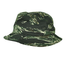 Sun Bucket Crusher Camouflage Camo One Size Camping Outdoors Fisherman Hat Hunt
