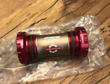 New Red FSA MegaExo Light Ceramic BB-8200 Bottom Bracket (English/BSA/68mm) 24mm
