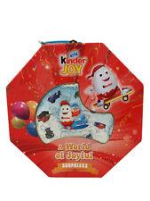 Kinderino Mascot Tin Kinder Joy Surprise Ltd Edition Singapore Boys Very Rare