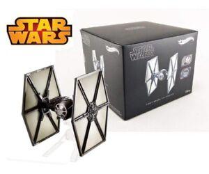 Star Wars Force Awakens - First Order TIE Fighter 1:55 (Hotwheels Elite - DMT90)