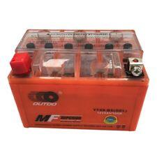 GEL Battery YTX9-BS For Honda TRX400X, EX, Fourtrax, Sportrax TRX700XX Kymco