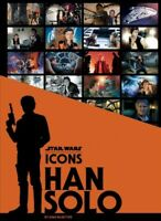 Star Wars Icons : Han Solo, Hardcover by Mcintyre, Gina, Brand New, Free ship...