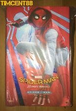 Ready! Hot Toys Spider-Man Homecoming Homemade Suit Ver Tom Holland Peter Parker