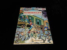 Cauvin & Lambil : Les tuniques bleues 15 : Rumberley EO 1979