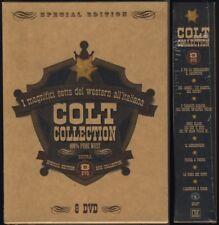 Indio Black Sabata - Corbucci Sollima Kramer COLT COLLECTION cofanetto 8 DVD