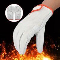 Schweißerhandschuh Handschuhe Schweißhandschuh Arbeitshandschuhe Anti Verschleiß