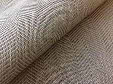 Clarence House Outdoor Herringbone Fabric- OD Amalfi Graphite 3.75 yd 34523-7