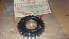 NOS HONDA CR 125 RF RG 1985 - 1986  MAIN SHAFT 6TH GEAR 23491-KS6-000 EVO CR125R