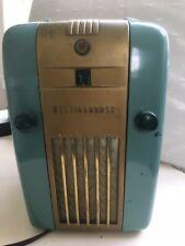 Vintage Westinghouse Radio - Fridge Shaped