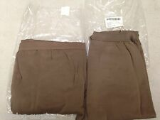 NEW Lot of 2 Military Army / USMC Poly Pro Thermal Underwear SMALL S Pants USGI