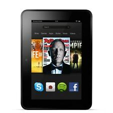 """Amazon Kindle Fire HD 16GB Wi-Fi 7in 1280x800 Front Camera 7"""" Tablet - Black"""
