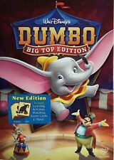 Walt Disney Dumbo DVD 2006 Big Top Edition Special Edition BRAND NEW SEALED