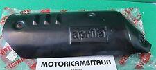 APRILIA SONIC GP AIR PROTEZIONE MARMITTA SCARICO CALORE COVER EXHAUST MUFFLER