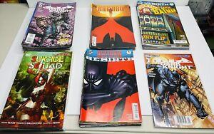 75 Comics LOT Run Set DC Batman Beyond Rebirth All Star Batgril Excellent COND