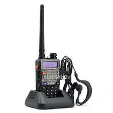 Nouveau Baofeng UV-5R Plus Dual-Band 136-174/400-520 MHz FM Radio Talkie Walkie