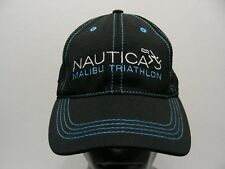 Nautica Malibu Triathlon - 2015 - Adjustable Strapback Ball Cap Hat!