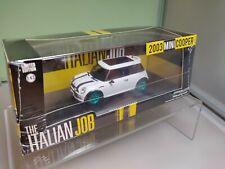 Greenlight 1:43  Green Machine , Chase Mini Cooper 2003
