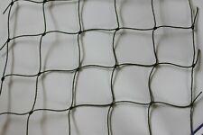 Ballfangnetz Meterware Höhe 3 m olivgrün  Maschenweite 5 cm  Ballnetz Netz