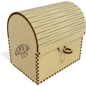 'Tardigrade' Treasure Chest / Jewellery Box (TC00041155)