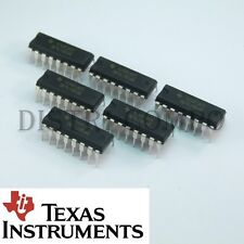 74LS165 = SN74LS165AN Serial-out shift register DIP-16 Texas RoHS (lot de 6)