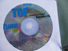 Top Tunes TTTP-12 Karaoke CDG ( Rock, Pop, Country)