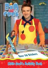 """Little Cook's Activity Book (""""Big Cook Little Cook""""), Penguin Books (BBC), Used"""