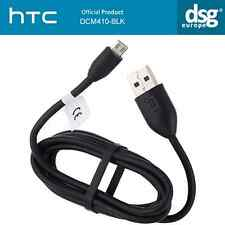 Genuine HTC MICRO DATA USB CABLE CHARGER For One X+, DESIRE X,C,One M8,M7, Mini