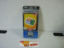Playstation 2 PS2 - Eye Toy Play 3 + Camera - Blister rigide NEUF