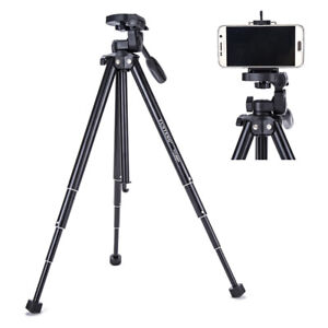 Professional  DV DSLR Camera Tripod Stand Cell Phone Holder For Canon Nikon Sony