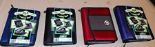 """Case-It """" The Mini Tab """" 3 Ring Binder w/ 1"""" Capacity ~ YOU CHOOSE COLOR"""