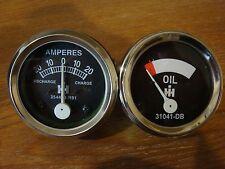 Oil & Amp Gauge Set for FARMALL CUB