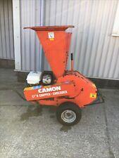 More details for camon c150 petrol chipper shredder with honda engine