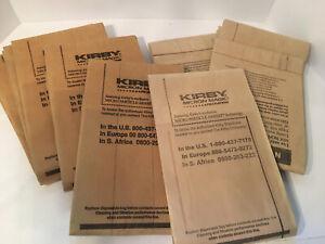 15 Genuine Kirby Micron Magic Vacuum Bags 3140855