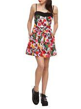 NWT Hell Bunny Women's Cancun Mini Dress - Size Medium
