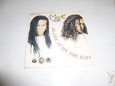 """MILLI VANILLI - Blame It On The Rain - 1989 UK 7"""" Vinyl SIngle"""