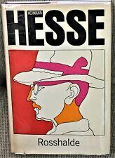 Hermann Hesse / ROSSHALDE First Edition 1970