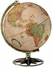Replogle Compass Rose Desktop Globe, Antique