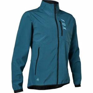 Fox Racing MTB 2021 Ranger Fire Jacket Slate Blue