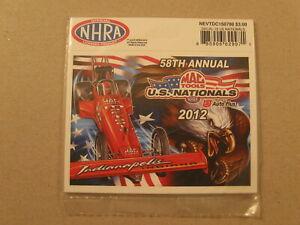 2012 NHRA Indianapolis 58th Annual Mac Tools U S Nationals Decal