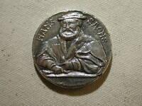 1976 Hans-Sachs Gymnasium Nuremburg 400th Anniversary 43mm coin