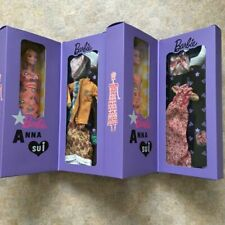 Barbie × ANNA SUI Doll 2 set 60th Anniversary Limited Rare