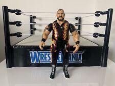 WWE Bam Bam Bigelow Wrestling Figure Jakks Classic Superstars WWF WCW