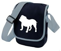 Bulldog English Bulldog Bag Shoulder Bags Birthday Gift Dog Walkers Gift