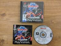 Beyblade PS1 Game Complete With Manual PAL PlayStation - Free P&P