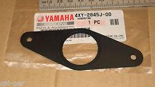 ROYALSTAR New Genuine Yamaha Left Rear Luggage Lock Rubber Plate 4XY-2845J-00