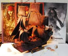 "The Black Pearl Pirates of the Caribbean 3D DIY Paper Model Ship 40cm=16"" Tall"