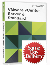 VMware vCenter Standard 5.x/6.x License Key Unlimited CPUs ⭐ Fast Delivery⭐