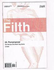 The Filth #5 NM DC Vertigo Comics Comic Book Morrison DE27
